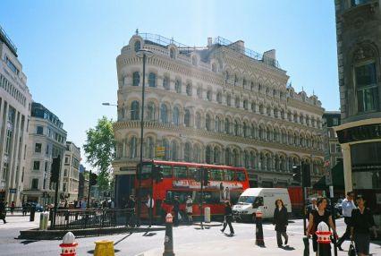 Bank - London