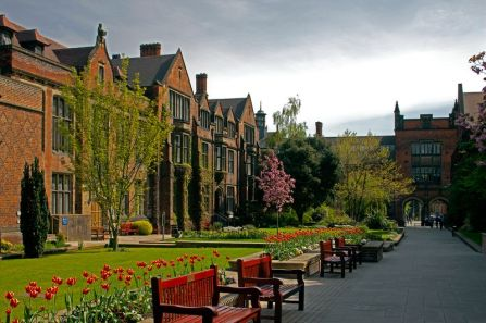 Newcastle-University-campus